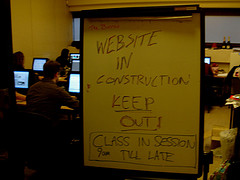 The 6 steps of creating a website